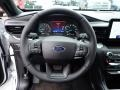 Ebony Steering Wheel Photo for 2020 Ford Explorer #137042016