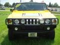 2003 Yellow Hummer H2 SUV  photo #3