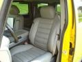 2003 Yellow Hummer H2 SUV  photo #16