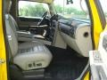 2003 Yellow Hummer H2 SUV  photo #19