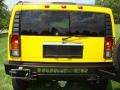 2003 Yellow Hummer H2 SUV  photo #24