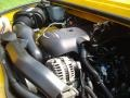2003 Yellow Hummer H2 SUV  photo #26