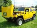 2003 Yellow Hummer H2 SUV  photo #27