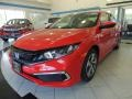 Rallye Red 2020 Honda Civic LX Sedan