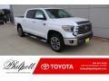 2020 Super White Toyota Tundra 1794 Edition CrewMax 4x4 #137031533