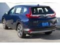 2020 Obsidian Blue Pearl Honda CR-V LX  photo #2