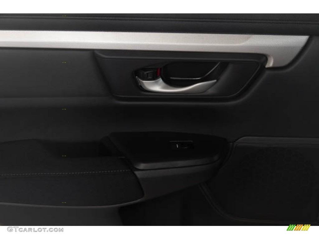 2020 CR-V LX - Modern Steel Metallic / Black photo #24