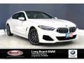 Alpine White 2020 BMW 8 Series 840i Gran Coupe