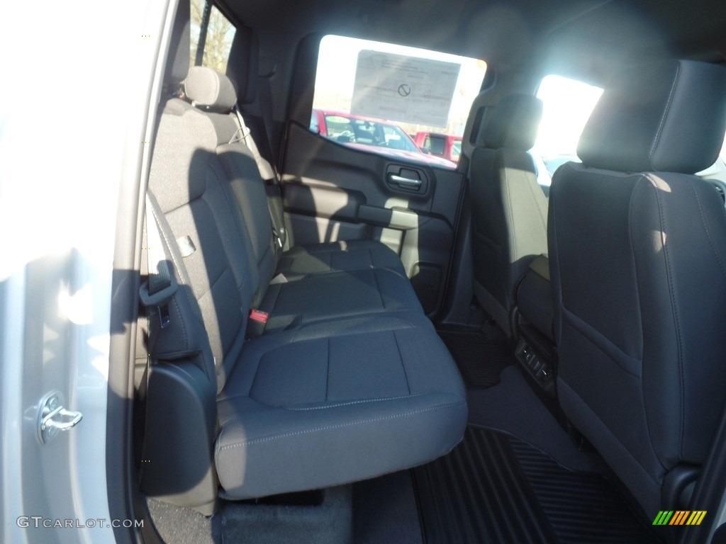 2020 Silverado 1500 LT Crew Cab 4x4 - Silver Ice Metallic / Jet Black photo #39