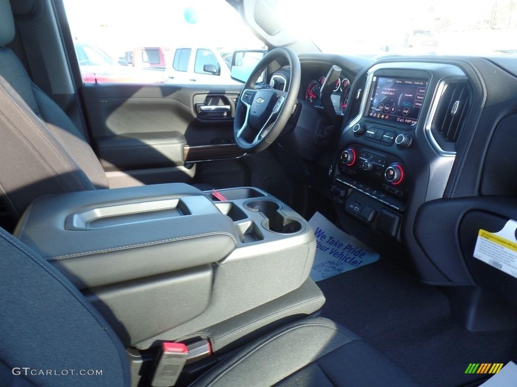 2020 Silverado 1500 LT Crew Cab 4x4 - Silver Ice Metallic / Jet Black photo #42