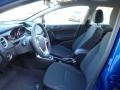 2019 Lightning Blue Ford Fiesta SE Sedan  photo #14