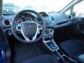 2019 Lightning Blue Ford Fiesta SE Sedan  photo #16
