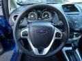 2019 Lightning Blue Ford Fiesta SE Sedan  photo #18