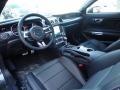 2020 Ford Mustang Ebony Interior Interior Photo