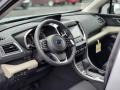 2020 Subaru Ascent Slate Interior Dashboard Photo