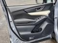 2020 Subaru Ascent Slate Interior Door Panel Photo