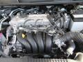 2020 Corolla LE 1.8 Liter DOHC 16-Valve VVT-i 4 Cylinder Engine