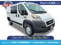 Bright White 2020 Ram ProMaster 2500 Low Roof Cargo Van