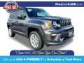 2020 Granite Crystal Metallic Jeep Renegade Latitude 4x4 #137142697