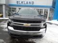 2020 Black Chevrolet Silverado 1500 LT Z71 Crew Cab 4x4  photo #3