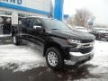 2020 Black Chevrolet Silverado 1500 LT Z71 Crew Cab 4x4  photo #4