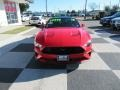 2018 Race Red Ford Mustang EcoBoost Fastback  photo #2