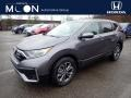 2020 Modern Steel Metallic Honda CR-V EX AWD #137160927