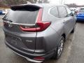 2020 Modern Steel Metallic Honda CR-V EX AWD  photo #4