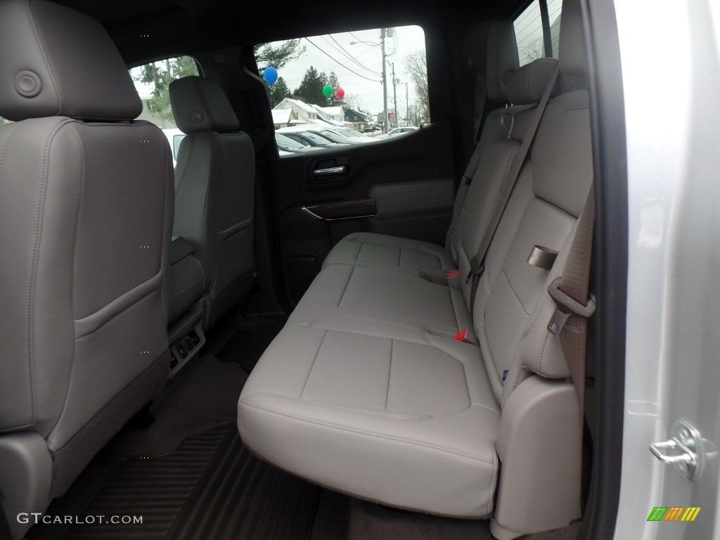 2020 Silverado 1500 LT Crew Cab 4x4 - Silver Ice Metallic / Gideon/Very Dark Atmosphere photo #34