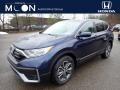 2020 Obsidian Blue Pearl Honda CR-V EX-L AWD #137160929