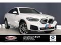 Alpine White 2020 BMW X6 xDrive40i
