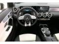Dashboard of 2020 CLA AMG 35 Coupe