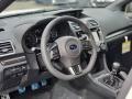 2020 Subaru WRX Carbon Black Interior Steering Wheel Photo