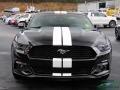 2017 Shadow Black Ford Mustang Ecoboost Coupe  photo #7