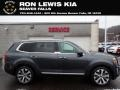 Gravity Grey 2020 Kia Telluride S AWD