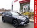 Magnetic Gray Metallic - RAV4 XSE AWD Hybrid Photo No. 1