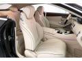 2020 S 560 4Matic Coupe designo Porcelain/Titan Red Interior