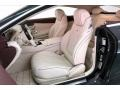 Front Seat of 2020 S 560 4Matic Coupe