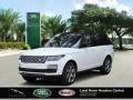 2020 Fuji White Land Rover Range Rover HSE #137262123