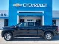 2020 Black Chevrolet Silverado 1500 RST Crew Cab 4x4 #137276475