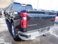 2020 Black Chevrolet Silverado 1500 LT Z71 Crew Cab 4x4  photo #3