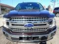2020 Magma Red Ford F150 XLT SuperCrew 4x4  photo #8
