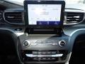 2020 Ford Explorer Ebony Interior Controls Photo
