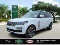 2020 Fuji White Land Rover Range Rover HSE #137296266