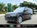 Santorini Black Metallic 2020 Land Rover Range Rover HSE