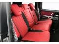 Rear Seat of 2020 G 63 AMG