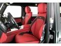 2020 G 63 AMG designo Classic Red/Black Interior