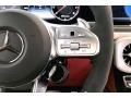 2020 G 63 AMG Steering Wheel