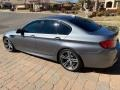 BMW Individual Amazonite Silver Metallic 2013 BMW M5 Gallery