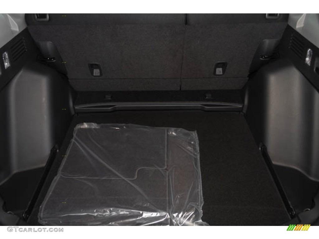 2020 CR-V LX - Modern Steel Metallic / Black photo #16